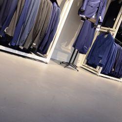 Vloer modezaak