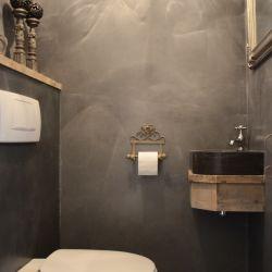 Wanden toilet