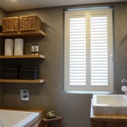Muren badkamer
